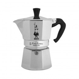 Cafetière Moka italienne induction Bialetti 3 tasses
