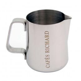 Broc à lait métal spécial Barista 30cl