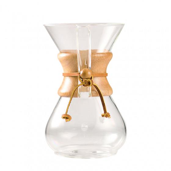 Cafetière filtration Chemex 6 tasses
