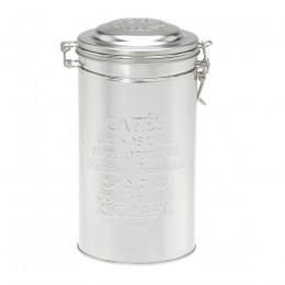 Boîte métal de conservation 500g café hermétique Comptoirs Richard
