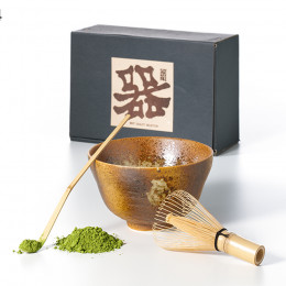 Coffret japonais Matcha Chiyo