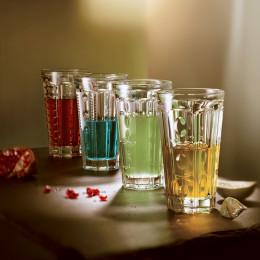 Set de 4 verres à cocktail La Rochère Saga 34.8cl