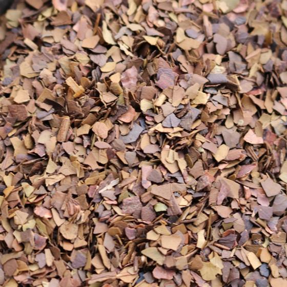 Maté grillé aromatisé Chocolat vrac