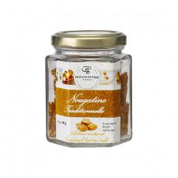 Pot de nougatine croquante caramel fleur de sel 90g