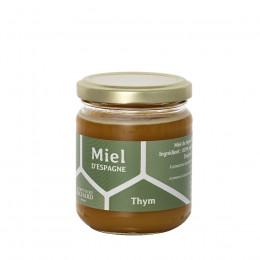 Miel de thym d'Espagne 250g