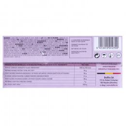 Tablette de chocolat au lait 38% et noix de macadamia 70g