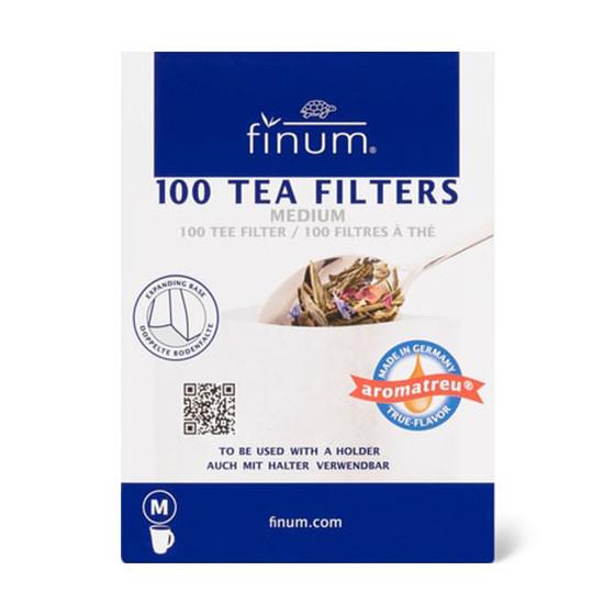 Filtres taille M Finum (boite de 100)