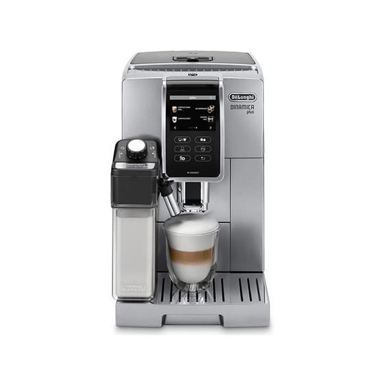 Robot Café De'Longhi FEB 3795.S et 2 paquets de 250g de café en grains et 6 verres à café 9cl offerts