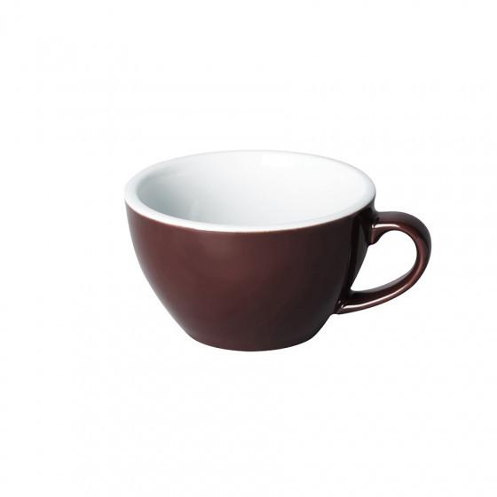 Tasse Egg Cappuccino marron 25cl
