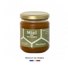 Miel de montagne de France 250g