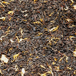Thé noir aromatisé Reine des nuits vrac